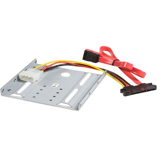 StarTech.com 2.5in Hard Drive to 3.5in Drive Bay Mounting Kit BRACKET25SAT