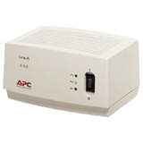 APC Line-R 600 VA Line Conditioner With AVR LE600I