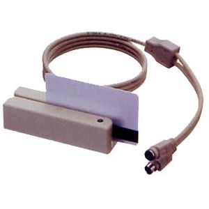 Uniform Industrial Magnetic Stripe Reader MSR210D-12AHKNR MSR210D