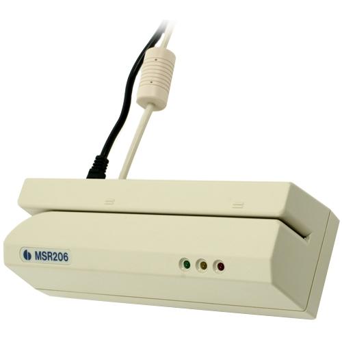 Unitech Magnetic Stripe Reader MSR206-33U MSR206