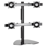 Chief Quad Monitor Table Stand KTP440S