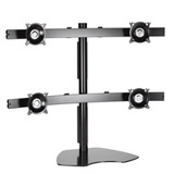 Chief Widescreen Quad Monitor Table Stand KTP445B