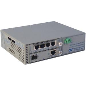 Omnitron iConverter Multiplexer 8827-1-B