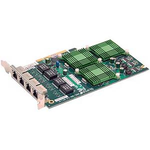Supermicro Universal I/O 4-Port Gigabit Ethernet LAN Card AOC-UG-I4