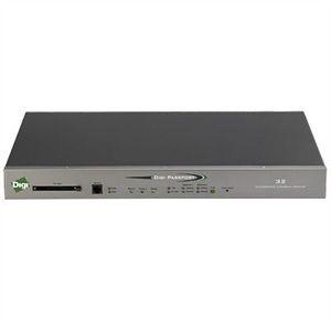 Digi Passport 32 Port Dual AC Power Integrated Console Server 70002278
