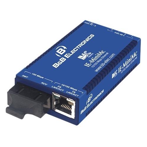 B+B IE-MiniMc Transceiver/Media Converter 855-19750