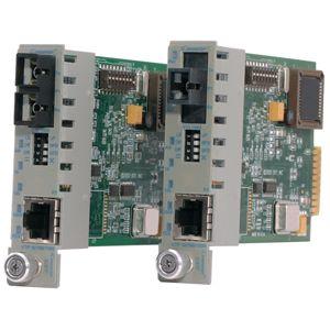 Omnitron iConverter Managed Media Converter 8531-2 GX/T