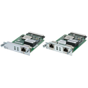 Cisco 1-Port Channelized E1/T1/ISDN-PRI HWIC HWIC-1CE1T1-PRI