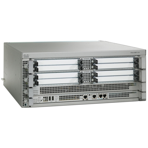 Cisco Aggregation Service Router ASR1004-10G-SHA/K9 1004