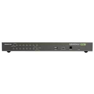 Iogear 16-Port USB PS/2 Combo KVM Switch GCS1716