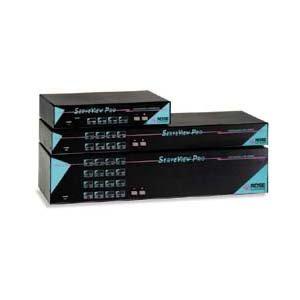 Rose Electronics ServeView Pro 4-port KVM Switch SPM-4UB