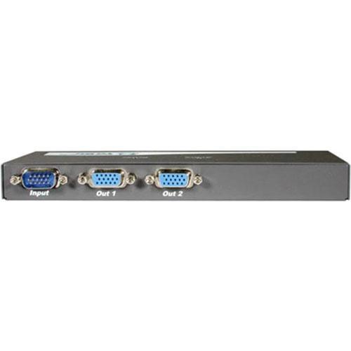 C2G Port Authority2 VGA VIDEO SPLITTER/EXTENDER 2-PORT 29550