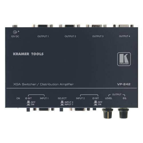 Kramer 4-Port VGA Splitter VP-242