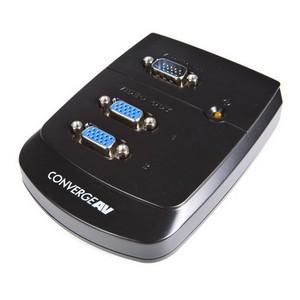 StarTech.com 2 Port VGA Video Splitter ST122W