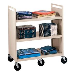 Bretford Combo Shelf Book Truck VF336
