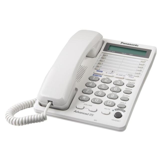 Panasonic Basic Phone KX-TS208W