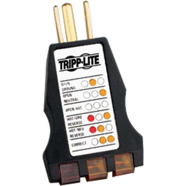 Tripp Lite Circuit Tester CT120