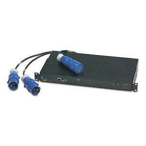 APC 1U Rack 16A Automatic Transfer Switch AP7722