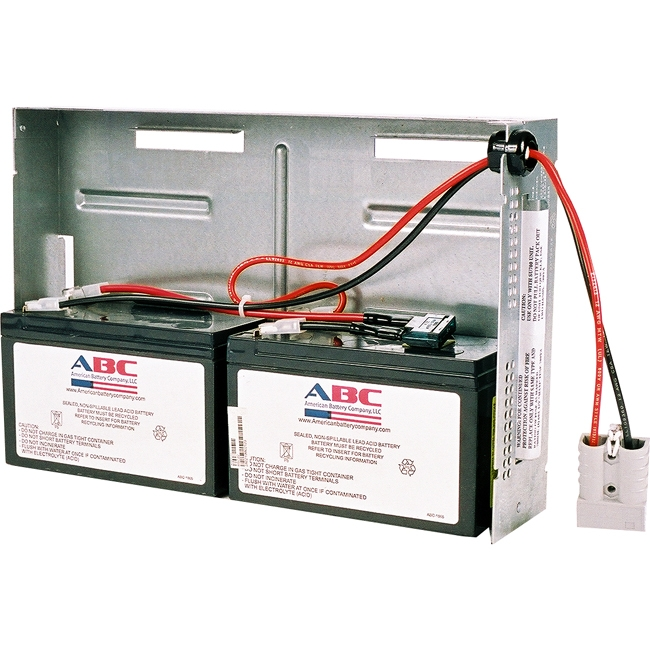 ABC Replacement Battery Cartridge RBC22