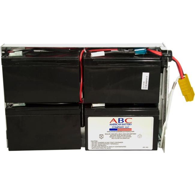 ABC Replacement Battery Cartridge RBC24