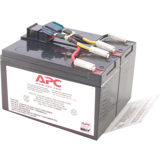 APC Replacement Battery Cartridge #48 RBC48