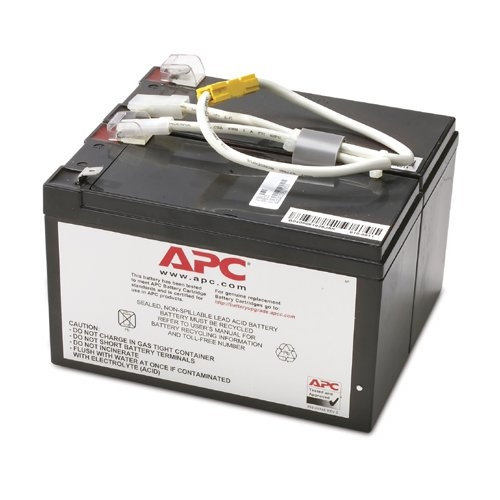 APC 9VAh UPS Replacement Battery Cartridge #109 APCRBC109