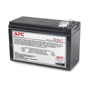APC UPS Replacement Battery Cartridge #110 APCRBC110