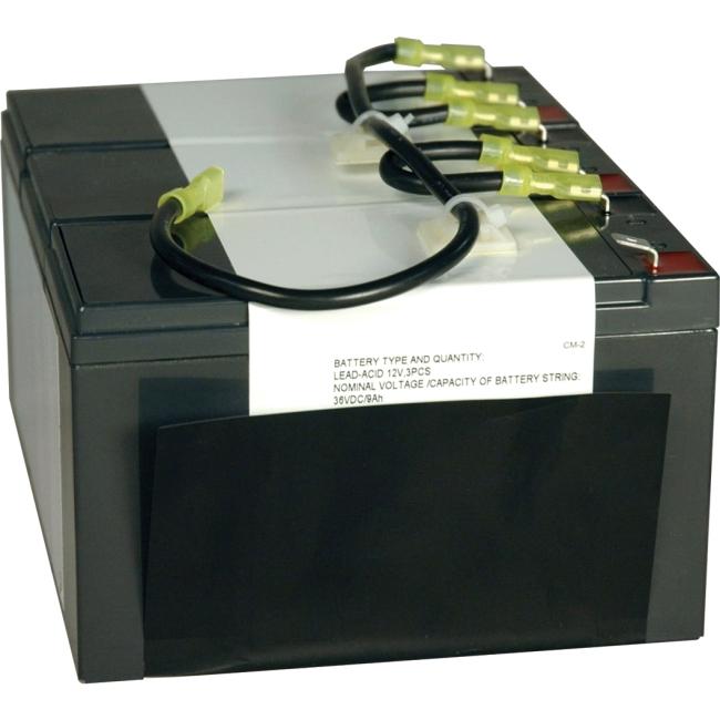 Tripp Lite UPS Replacement Battery Cartridge RBC36-SLT