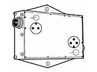 Intermec DC Converter Adapter 851-070-003