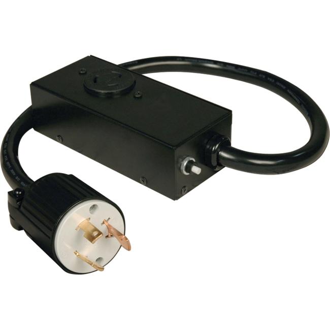 Tripp Lite 2FT L5-30P TO L5-20R Power Extension Cable P043-002