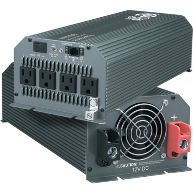 Tripp Lite PowerVerter DC-to-AC Power Inverter PV1000HF