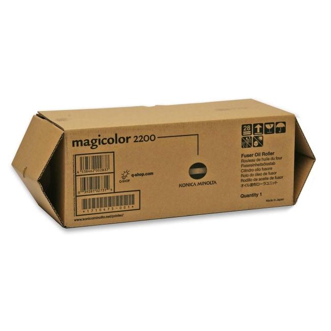 Konica Minolta Magicolor 2200 Fuser Oil Roller 1710475-001