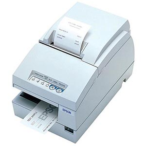 Epson POS Receipt Printer C31C283A8941 TM-U675