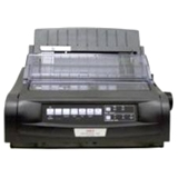 Oki MICROLINE Dot Matrix Printer 91909703 420