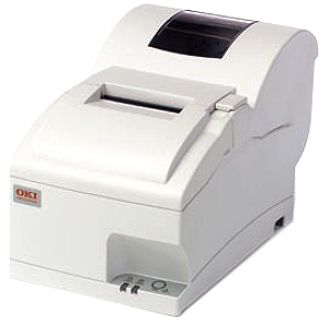 Oki POS Dot Matrix Printer 62114301 OP441J
