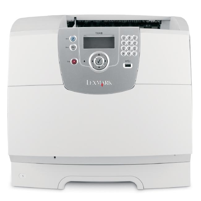 Lexmark Laser Printer 20G2017 T640N