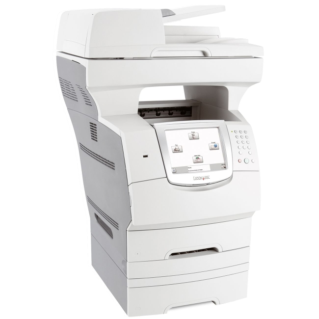 Lexmark High Voltage Multifunction Printer Government Compliant 22G0576 X646DTE