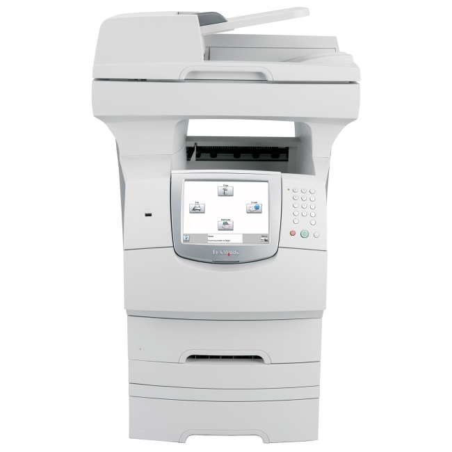 Lexmark Multifunction Printer 22G0698 X646DTE