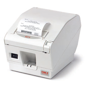 Oki OKIPOS Thermal Label Printer 62113203 407II