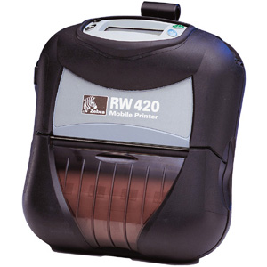 Zebra Receipt Printer R4D-0UBA000N-00 RW 420