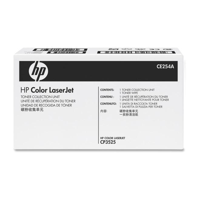 HP Toner Collection Unit CE254A 63A