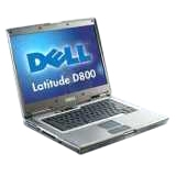 Protect Dell Latitude D800 Notebook Cover DL798-87