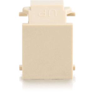 C2G Snap-In Keystone Blank Module 03810