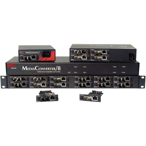 IMC 8-Slot Media Chassis 851-10908 MediaConverter/8