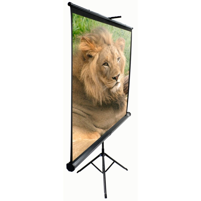Elite Screens Tripod Projection Screen T92UWH