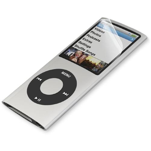 Belkin ClearScreen Overlay For iPod Nano (4th Generation) F8Z382
