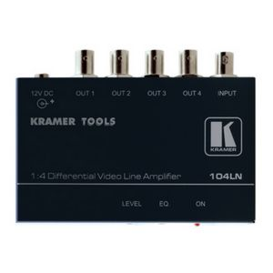 Kramer Line Amplifier 104LN