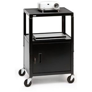 Bretford Multipurpose Cart with Cabinet CA2642-P5