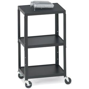 Bretford Height Adjustable A/V Cart A2642-P5