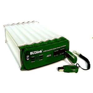 Buslink CipherShield Hard Drive with 256-bit Encryption CSE-4T-U2